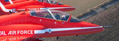 RAF Red Arrows Team, Andrew Cubin