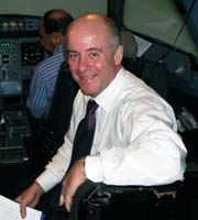 Lloyd Watson, Fixed Wing Rotary Pilot and Aviation Expert Witness