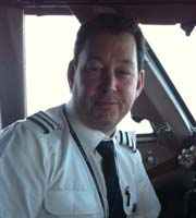 Martin Brookfield, Fixed Wing Rotary Pilot and Expert Witness